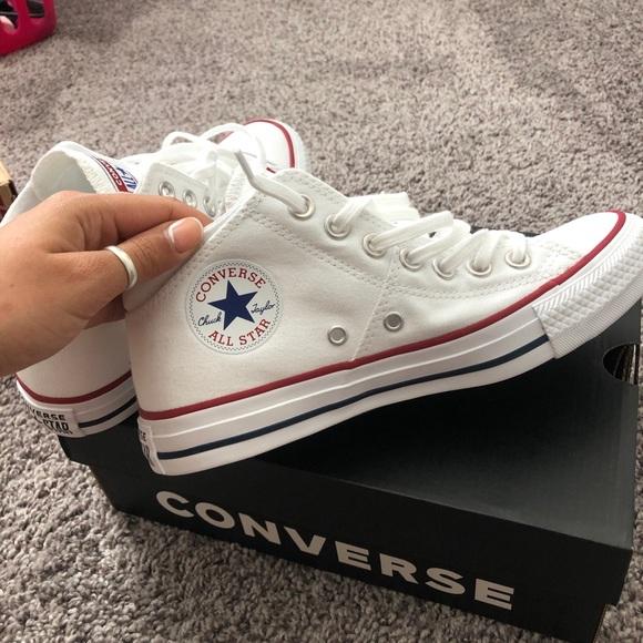 Converse Shoes | Converse White Madison
